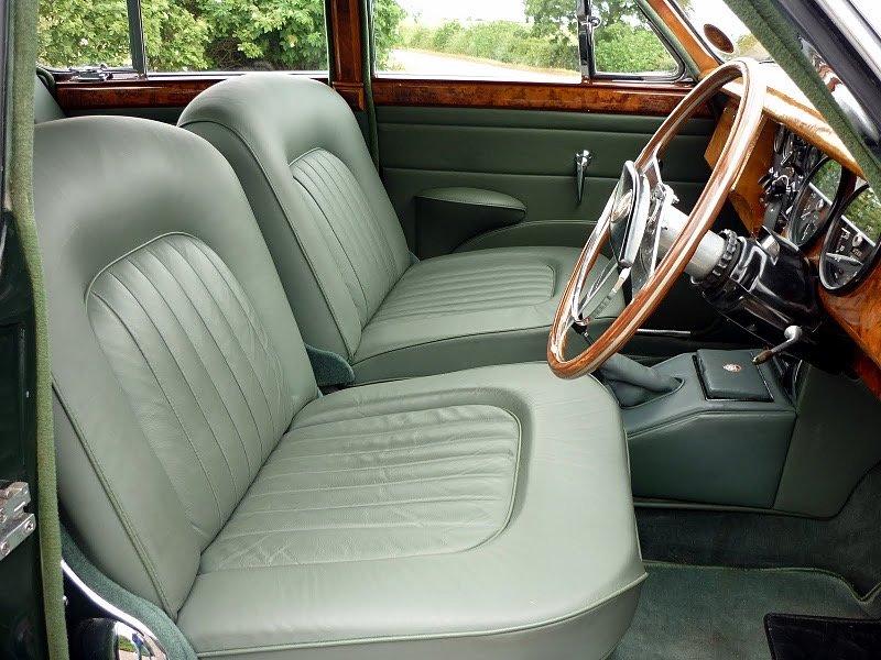 1962 MK2 Jaguar  3.4  MOD. For Sale (picture 4 of 6)