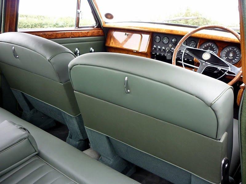 1962 MK2 Jaguar  3.4  MOD. For Sale (picture 5 of 6)