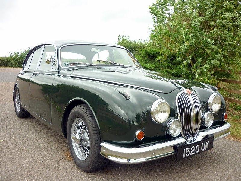 1962 MK2 Jaguar  3.4  MOD. For Sale (picture 6 of 6)
