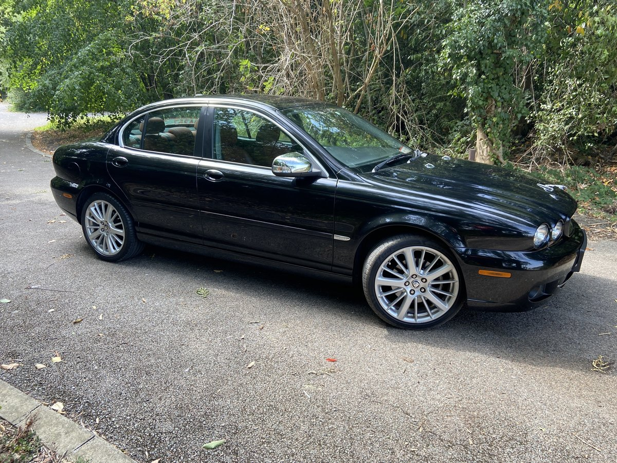 2009 Jaguar x-Type 2.1 Petrol V6 AUTO only 27k miles  For Sale (picture 1 of 6)