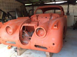 1957 Jaguar XK 150 For Sale