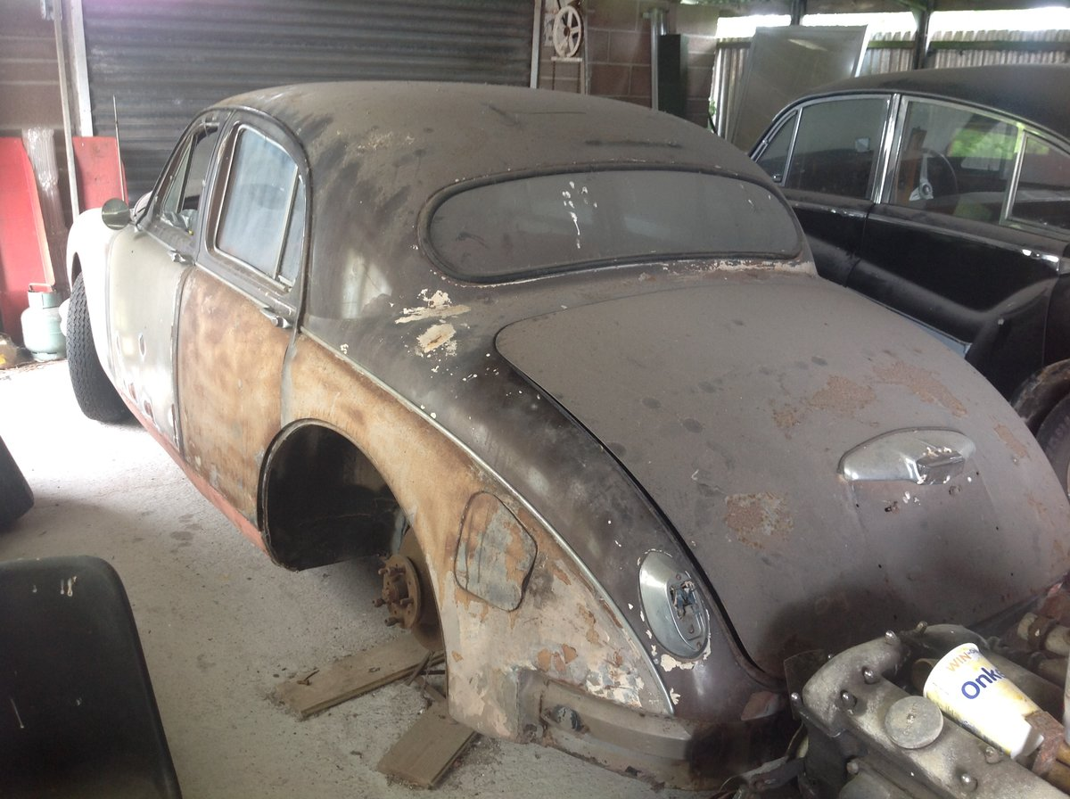 1957 Jaguar Mk 1 For Sale (picture 3 of 3)