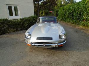 Jaguar etype roadster 4.2 mk11