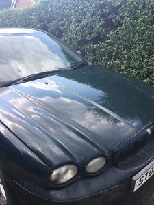 2002 Jaguar X-Type Sport