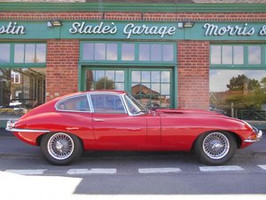 Picture of 1966 Jaguar E-Type 4.2 Series I FHC  For Sale