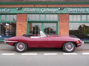 Picture of 1969 Jaguar E-Type 4.2 Series II Roadster LHD  For Sale