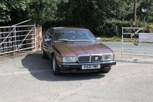 1992 Jaguar Sovereign 3.2 Ex-Jaguar Car