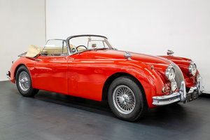 Picture of 1959 JAGUAR XK150S DROPHEAD COUPE 3400cc 1 OF 19 RHD EXAMPLES For Sale