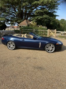 Picture of 2007 XKR Convertible 4.2 Supercharged For Sale