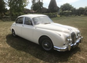 Jaguar Mk2 Manual Overdrive in superb condition