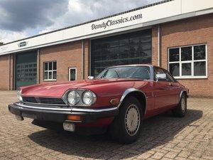1987 Jaguar XJS 5.3 V12 coupé For Sale