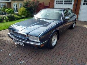 1990 Jaguar XJ 4.0 Sovereign