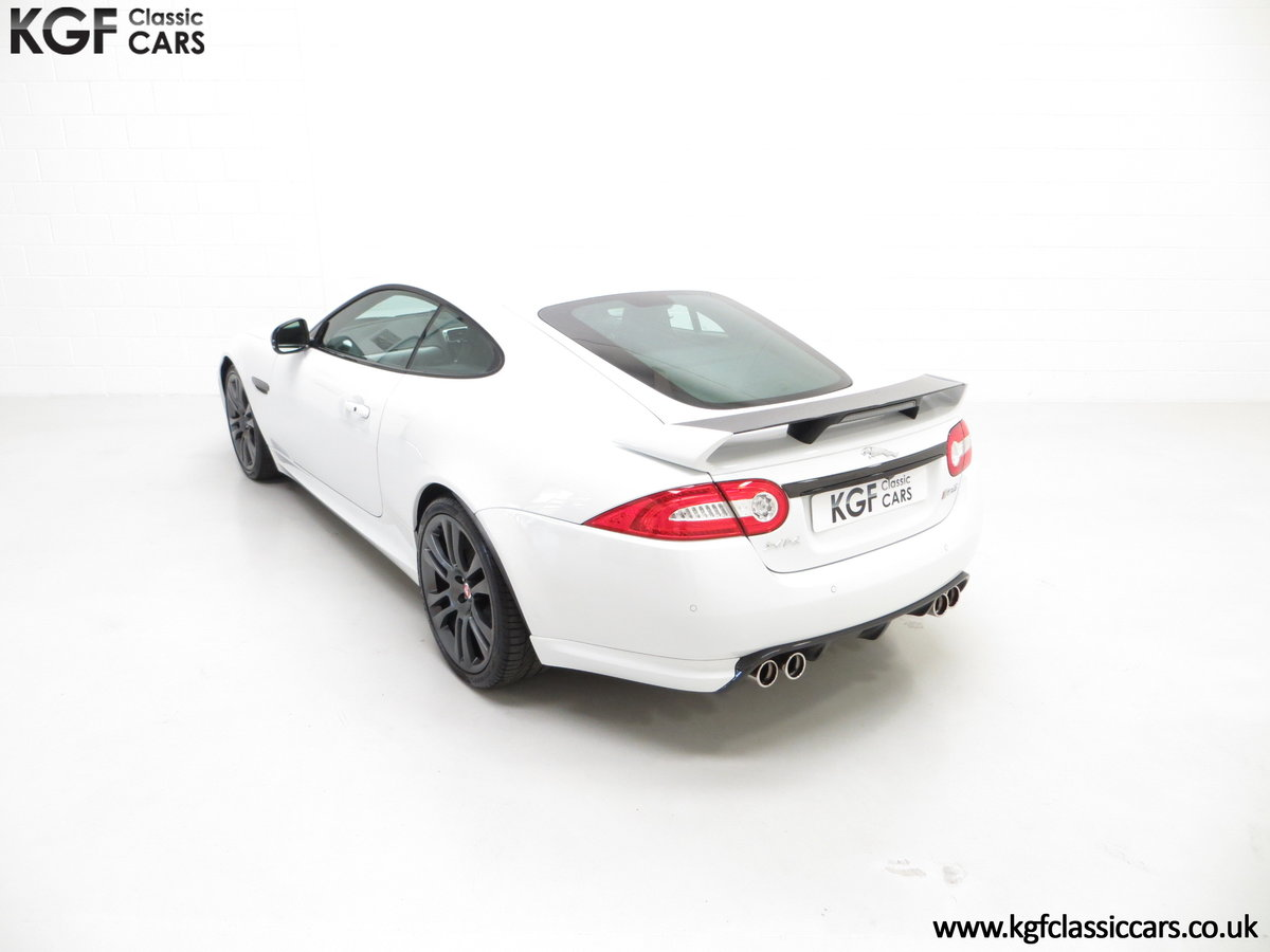 2011 A Jaguar XKR-S Coupe with 19,838 Miles & Full Jaguar History SOLD (picture 7 of 24)