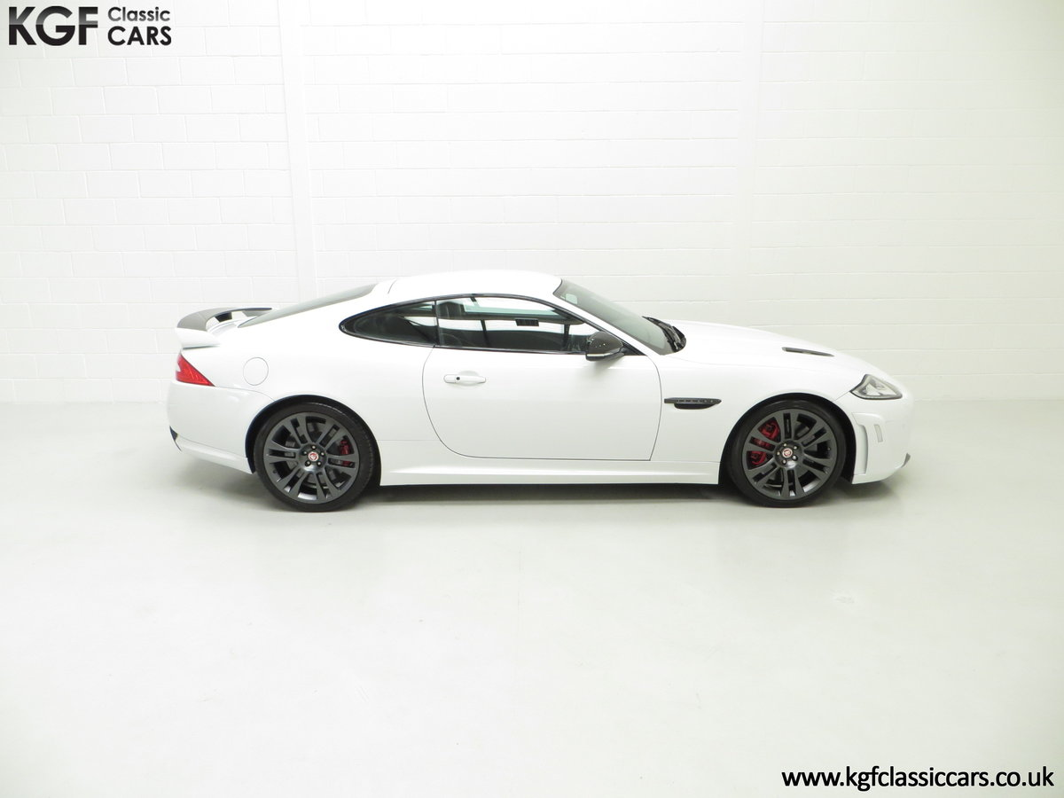 2011 A Jaguar XKR-S Coupe with 19,838 Miles & Full Jaguar History SOLD (picture 12 of 24)