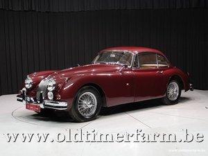 Jaguar XK 150 FHC Red '60