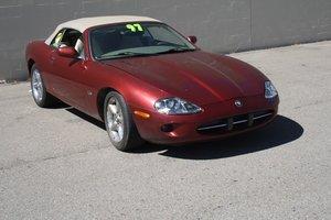 Picture of 1997 Jaguar XK8  SOLD by Auction