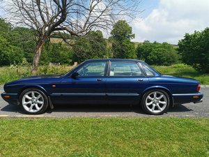 1999 XJR 4.0 V8 Supercharged