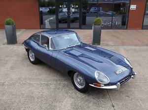 1966 Jaguar E-Type FHC  For Sale