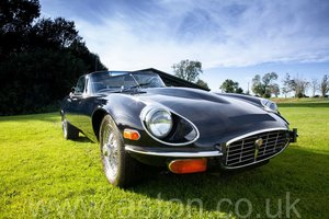 1973 Jaguar E-Type V12 Series lll Convertible Auto LHD For Sale