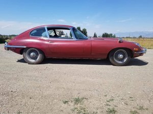 1970 E Type Jaguar 2 plus 2  For Sale