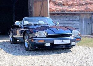 1995 Jaguar XJS 4.0 Celebration Convertble For Sale