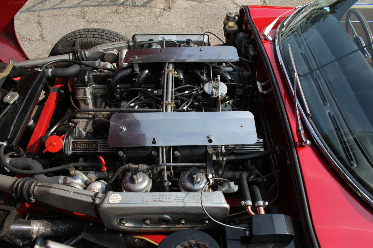 1973 Jaguar E-Type Series III V12 Roadster Matching No's UK car For Sale (picture 15 of 20)