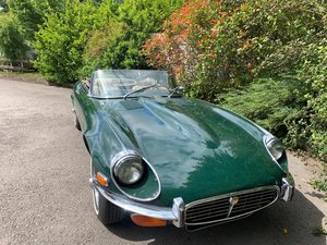 1974 V12 Manual Roadster LHD For Sale