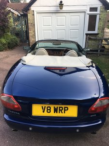 1999 Jaguar xk8 convertible For Sale