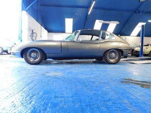 1969 JAGUAR E TYPE 4.2 AUTO For Sale