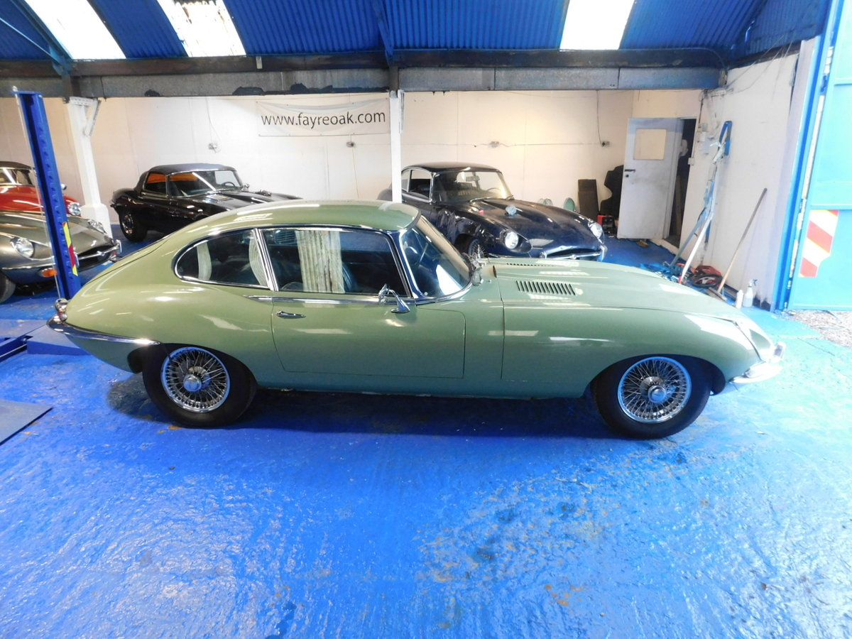 1968 JAGUAR E TYPE SERIES 1.5 For Sale (picture 1 of 10)