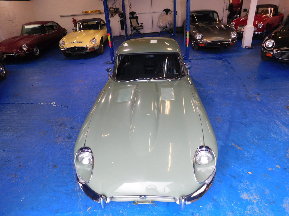 1968 JAGUAR E TYPE SERIES 1.5 For Sale (picture 2 of 10)