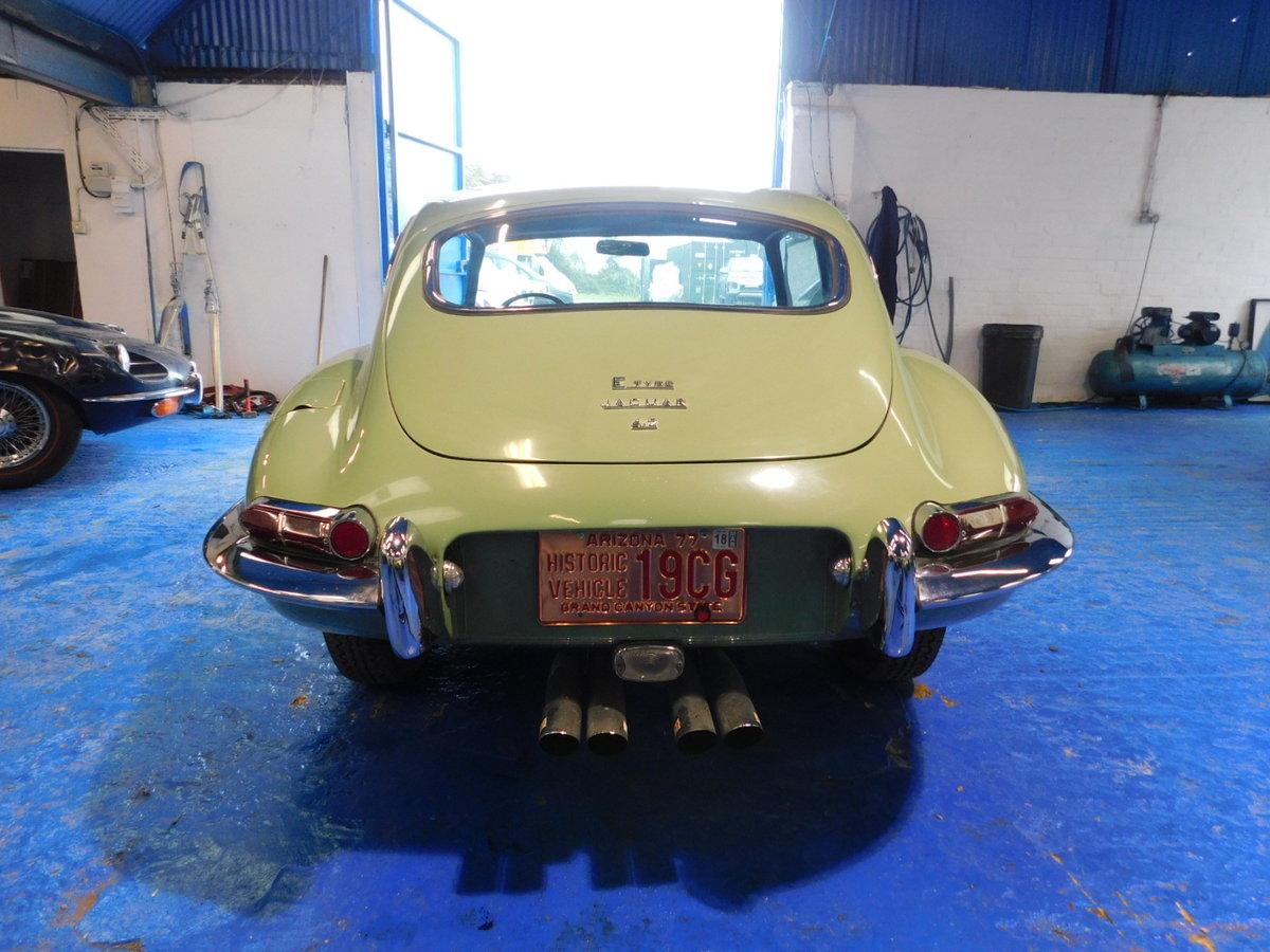 1968 JAGUAR E TYPE SERIES 1.5 For Sale (picture 4 of 10)