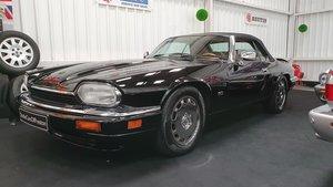 1996 Jaguar XJS 4.0 Celebration Convertible LHD Beautiful!