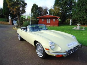 Picture of 1973 E Type V12  For Sale
