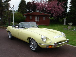 Picture of 1970 Jaguar V12 E Type For Sale