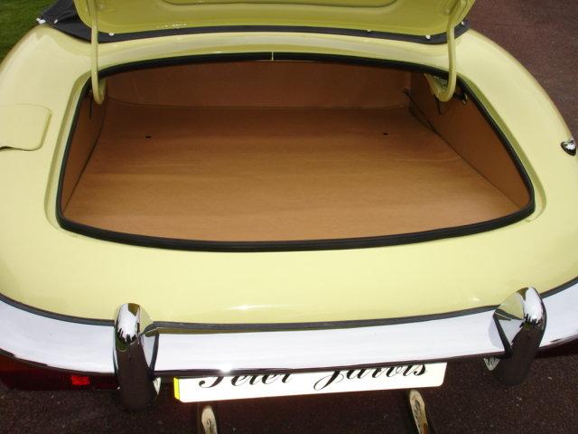 1970 Jaguar V12 E Type For Sale (picture 4 of 6)