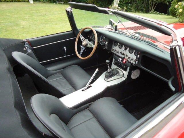 1963 Jaguar E Type Series 1 Left drive For Sale (picture 3 of 6)