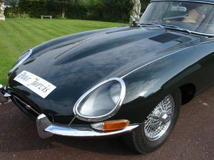 Picture of Jaguar E type 1965 4.2 FHC For Sale