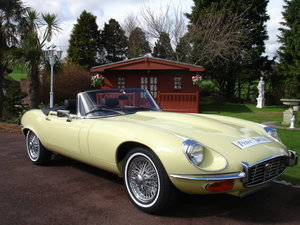 Picture of Jaguar E Type  1970  For Sale