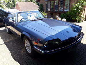 Jaguar XJS Lovely car