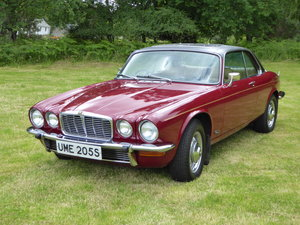 1978 Jaguar XJ6 4.2 Two Door Coupe For Sale
