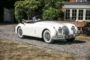 Picture of 1958 Jaguar XK150 DHC For Sale