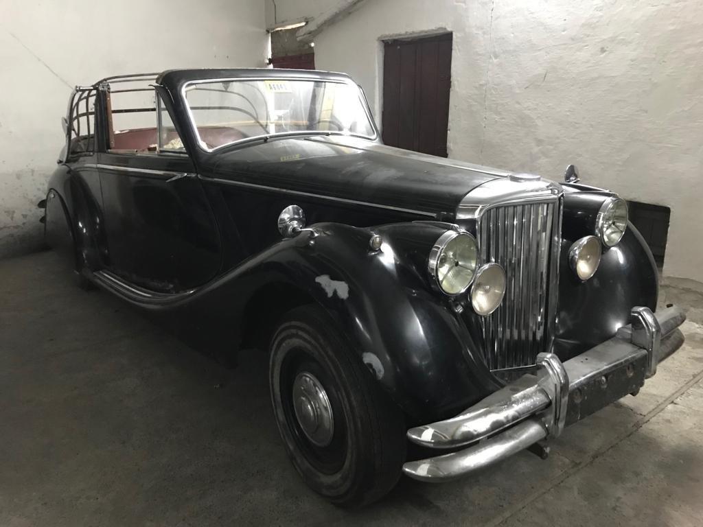 Picture of 1950 Jaguar MK5, MKV DHC 3.5 Litre For Sale