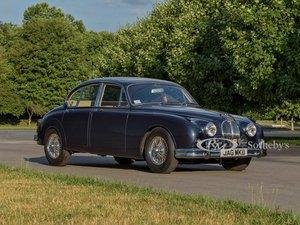 1961 Jaguar Mark 2 Saloon