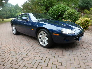 2000 Exceptional One owner XK8 with only 27000 mls! For Sale