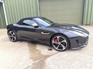 Jaguar F-Type. One of the best of this model