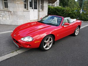 Picture of 1998 Jaguar XKR Convertible