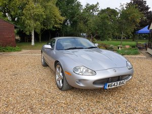 Picture of 2000 Jaguar XKR Silverstone