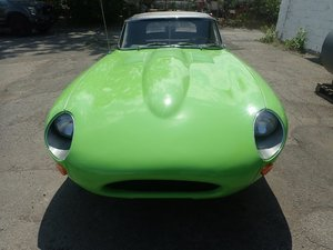 Picture of For sale 1962 flat floor e type roadster.  SOLD