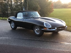 Picture of 1968 Jaguar E-Type series 1.5 convertible (fully restored) SOLD
